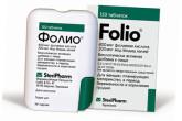 Таблетки Фолио при беременности — польза и противопоказания