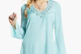 Блузы туники