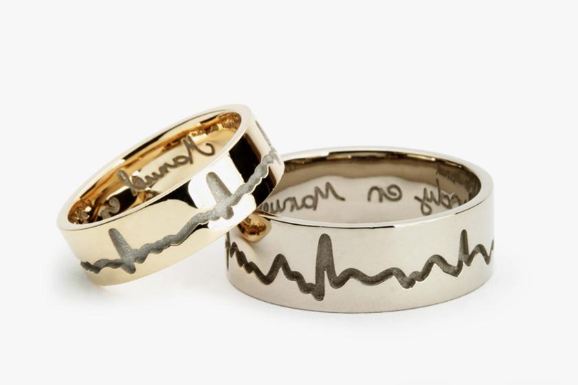 необычные обручальные кольца  и цены