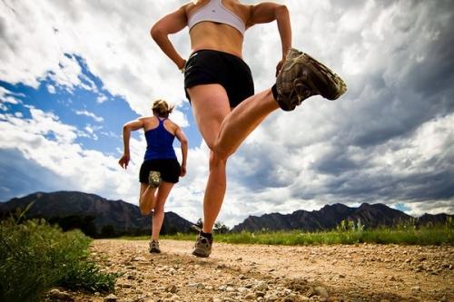бег или ходьба для сжигания жира