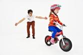 Как научить ребенка езде на велосипеде