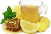 Как правильно приготовить чай с имбирем и лимоном
