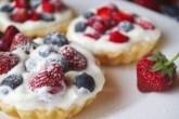Тарт с ягодами — рецепт