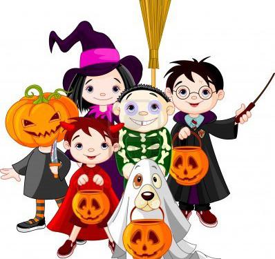 История возникновения Хэллоуин