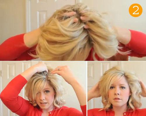 пудра для объема волос