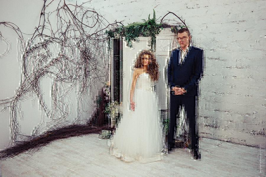 свадебные свадьба для зимней свадьбы фото
