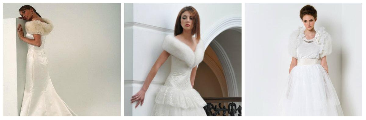 свадебные платье для зимней свадьбы