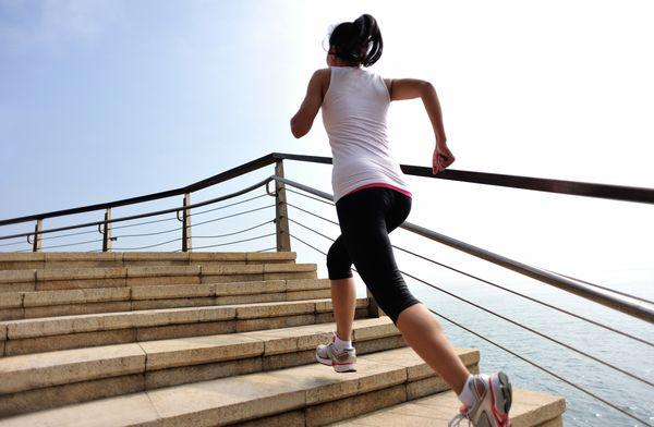 бег по лестнице какие группы мышц работают