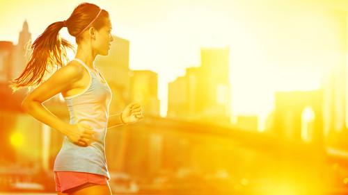 Какие мышцы работают при беге?