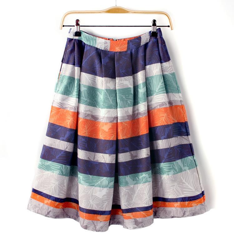 модные юбки весна лето 2016 фото