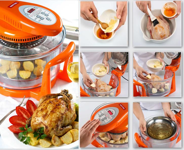 Курица в аэрогриле: ТОП 3 лучших рецепта от шеф-повара
