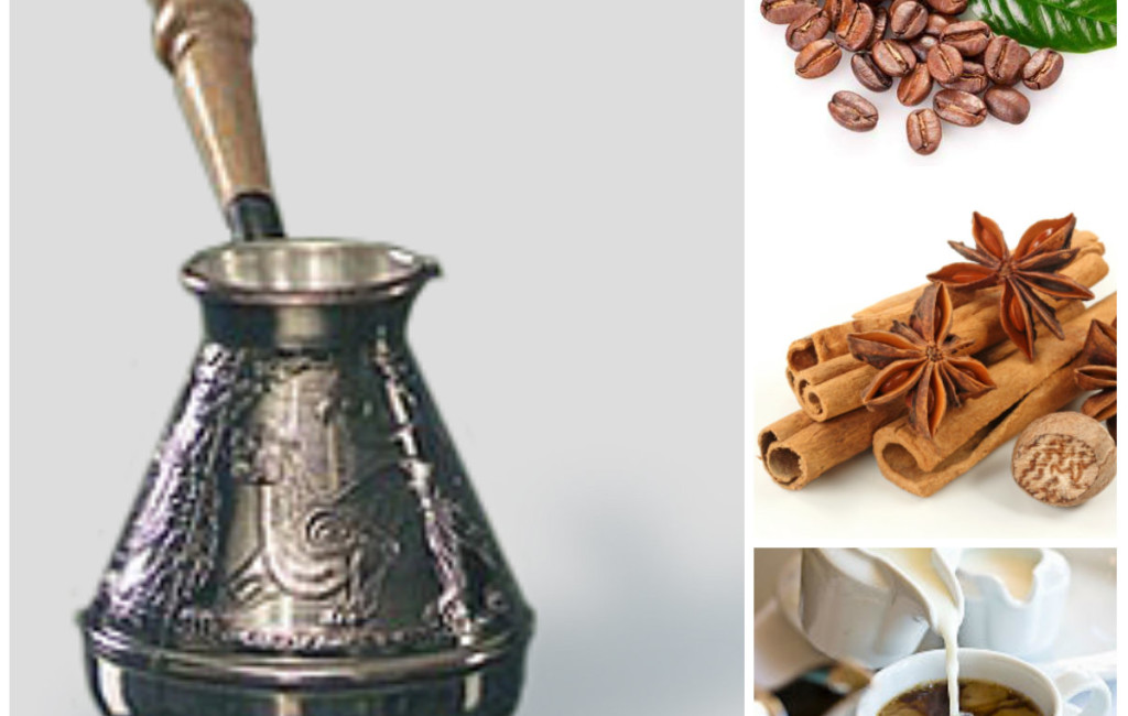 3 секрета приготовления вкусного кофе в турке