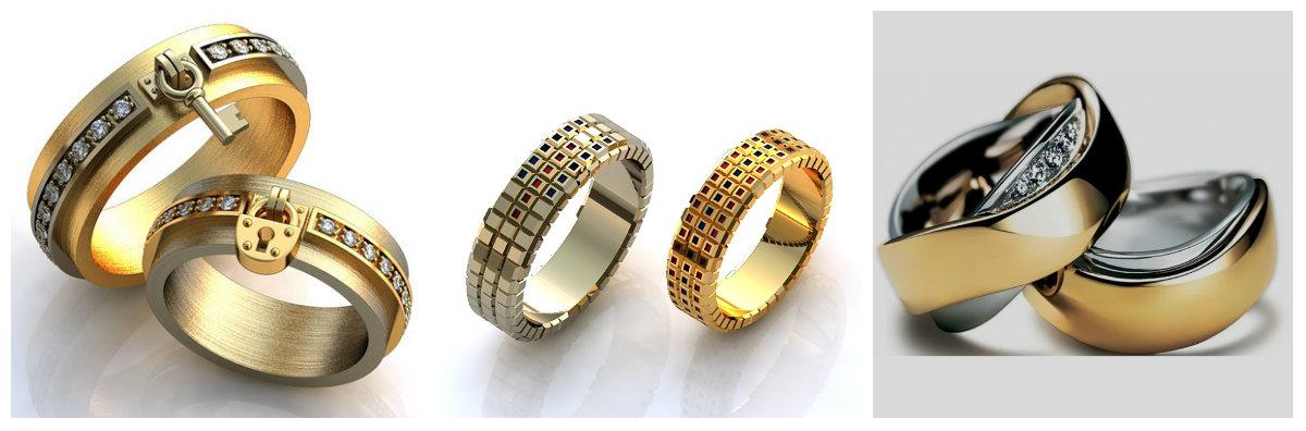 каким должно быть обручальное кольцо для счастливого брака