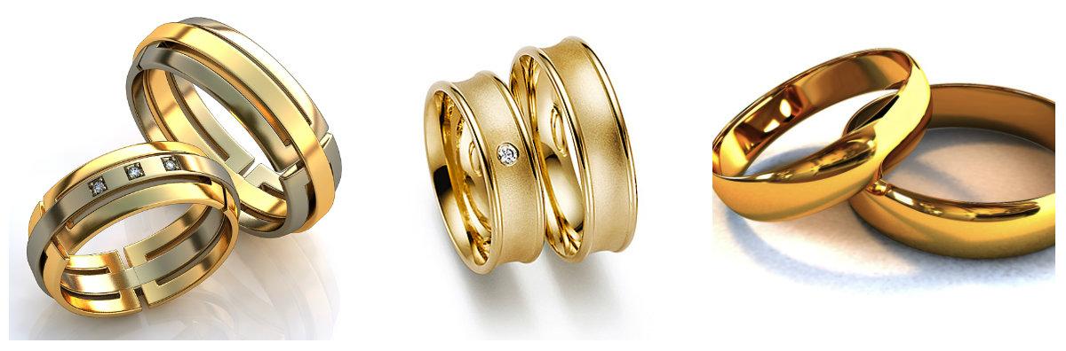какими должны быть обручальные кольца для венчания