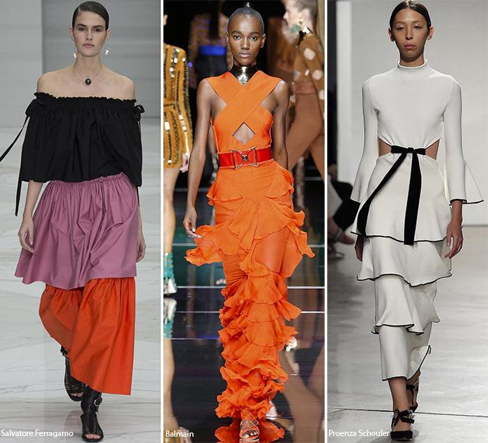 латиноамериканские платья