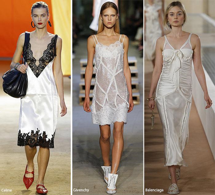 мода лето 2016 платья на каждый день