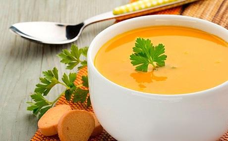 овощные супы для детей