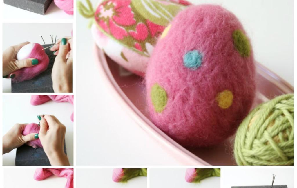 7 необычных идей, как сделать пасхальное яйцо своими руками