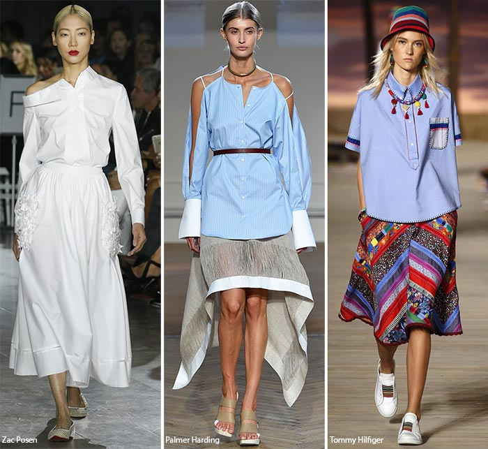 22 идеи летних платьев, которые будут в моде 2016