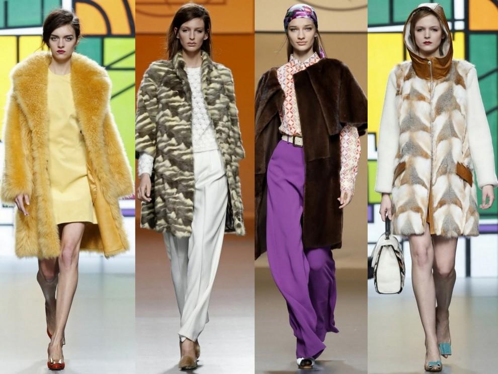 модные вязаные вещи осень зима 2016 2017