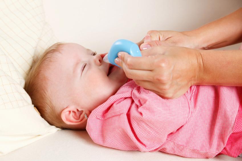 Альбуцид в нос грудничку — применятся ли?
