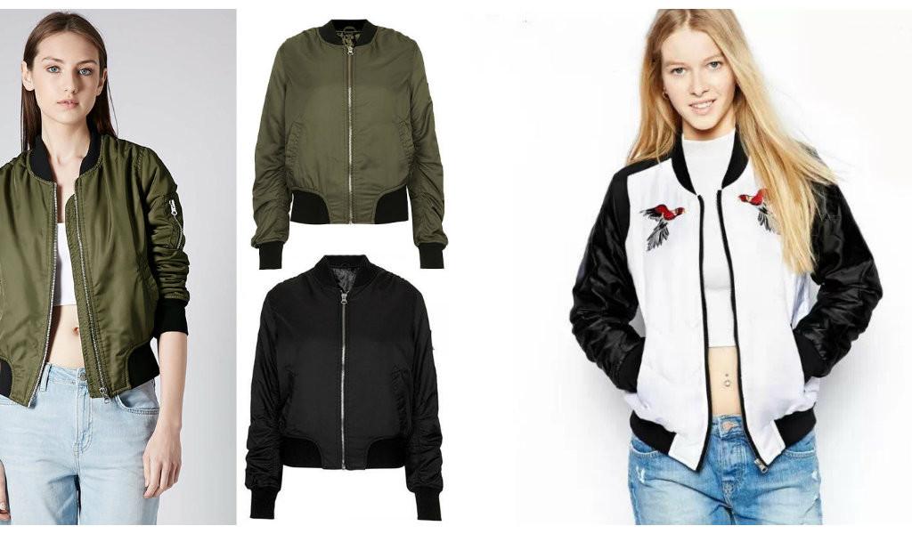 Куртка бомбер: что это такое и с чем её носить?