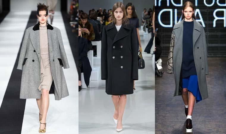 Пальто 2016 года: модные тенденции