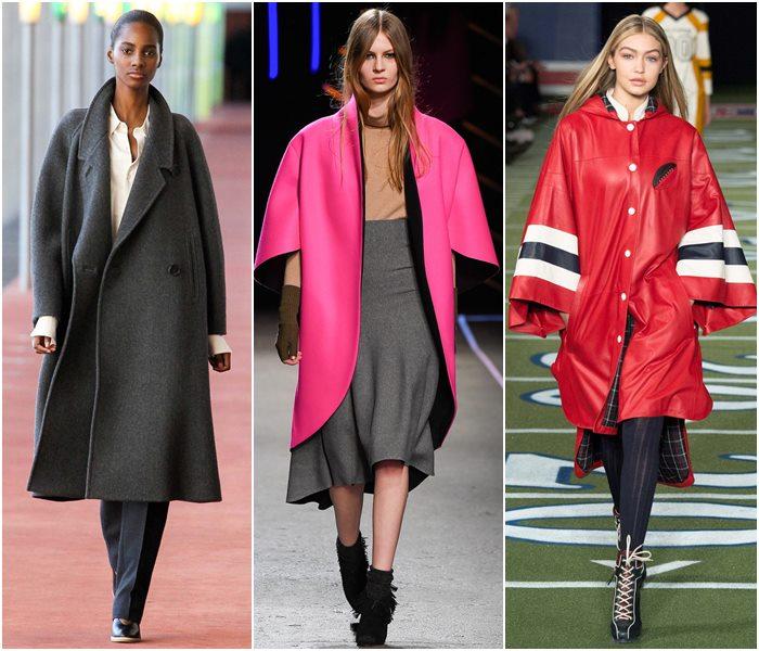 пальто 2017 oversize