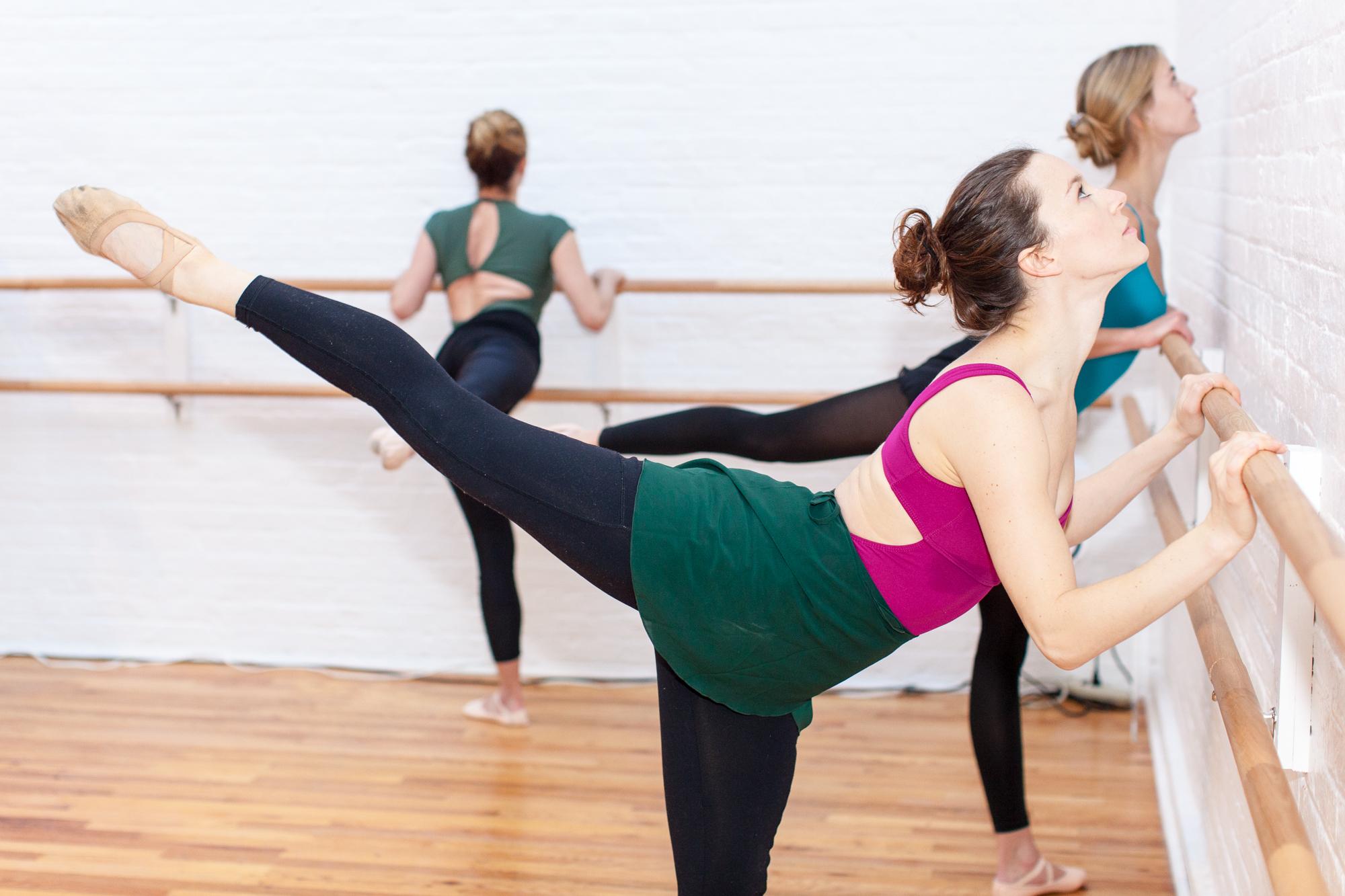 Гибкость балет секс
