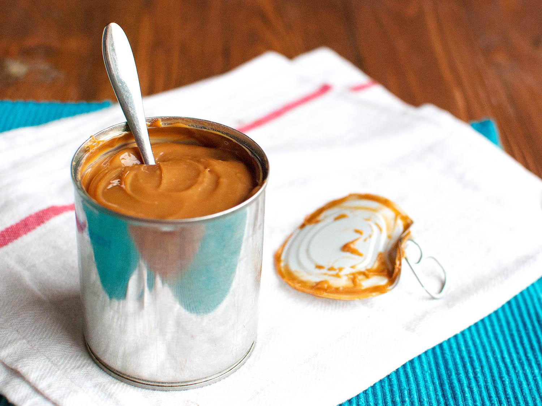 как сделать сгущенное молоко в домашних условиях