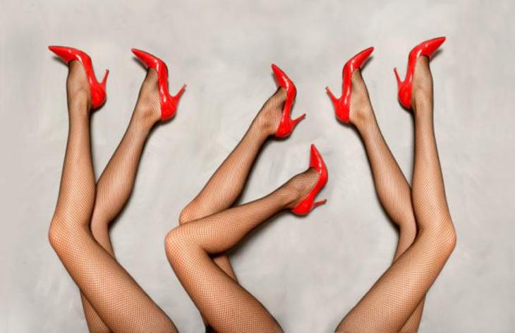 Как визуально сделать ноги стройнее: раскрываем все тайны