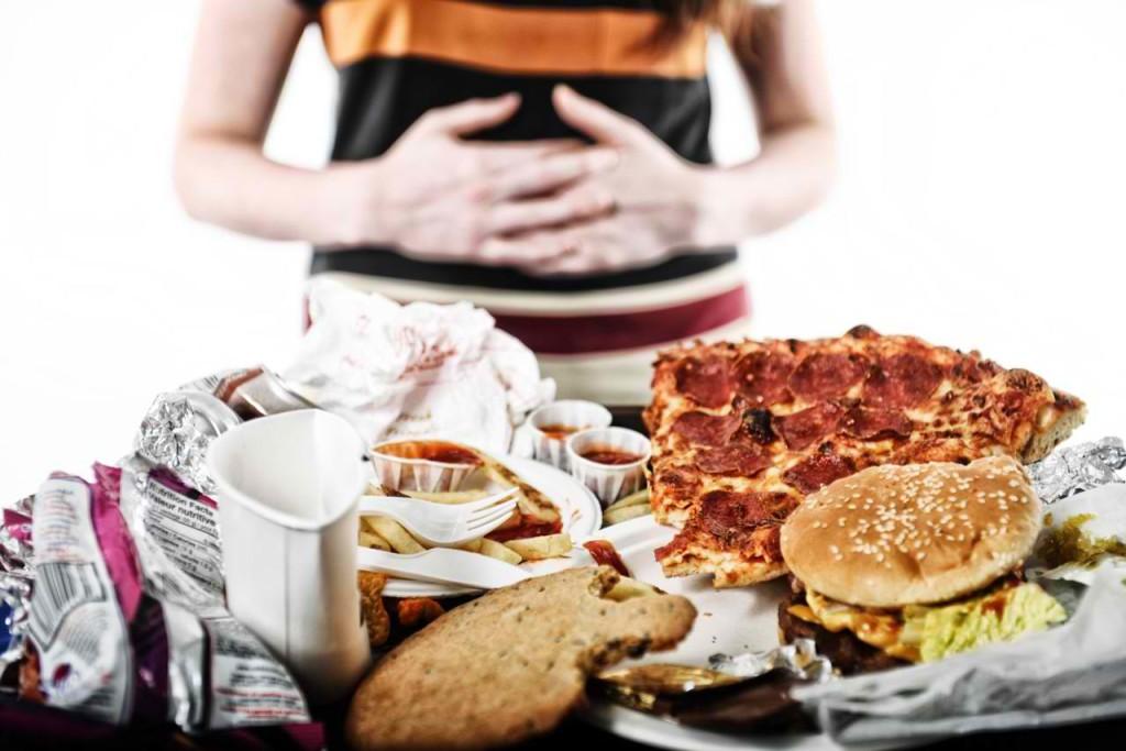 компульсивное переедание как бороться