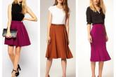 Что из себя представляет юбка-годе и с чем её носить?
