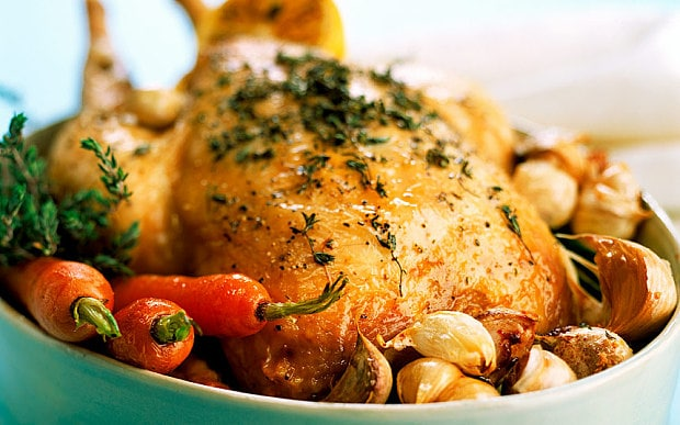 Блюда из курицы — готовим только вкусные блюда