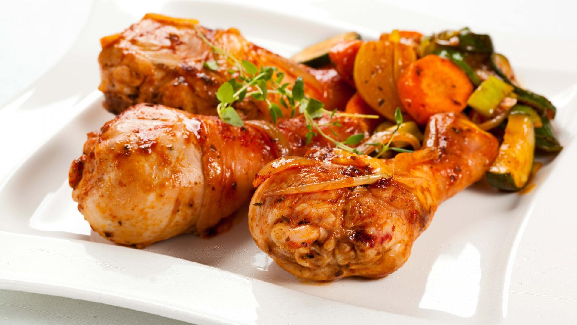грузинские блюда из курицы