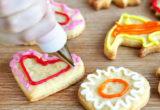 Как украсить печенье?