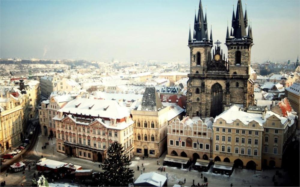 Прага: достопримечательности Чехии в одном городе
