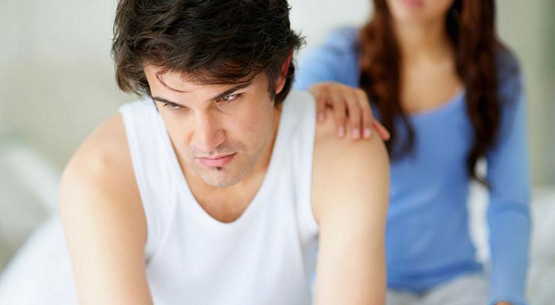 Как бороться с импотенцией у мужа