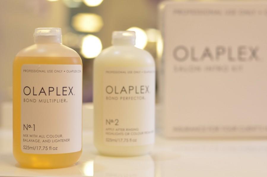 Восстановление волос Olaplex в салоне красоты