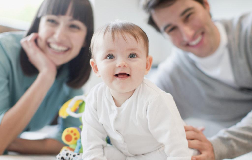 Развитие ребенка до года — от А до Я