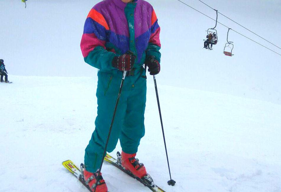 Как одеться для катания на лыжах?