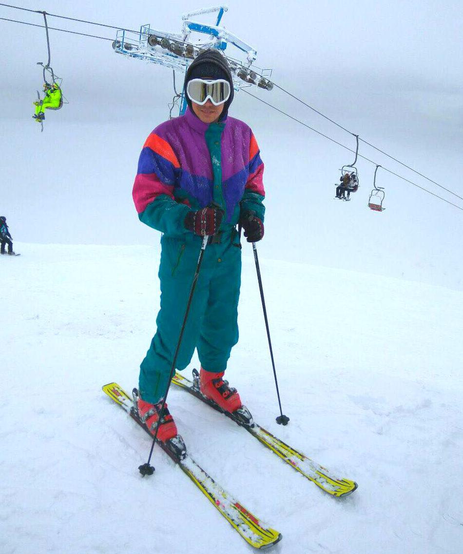 Инструкции катания на лыжах