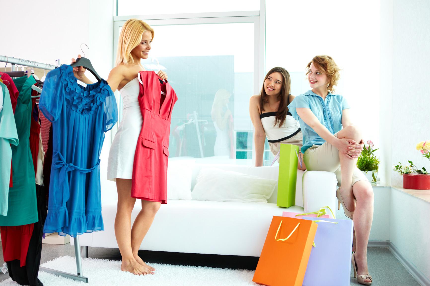 как правильно выбирать платья и сарафаны