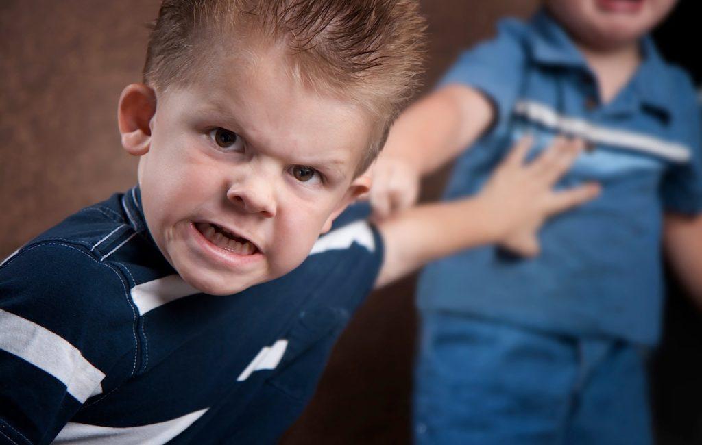 Ребенок дерется: причины детской агрессии
