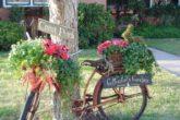 Особенности оформления сада в стиле кантри