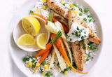 Гарнир к рыбе — рецепты с фото, лучшие идеи для вкусного обеда