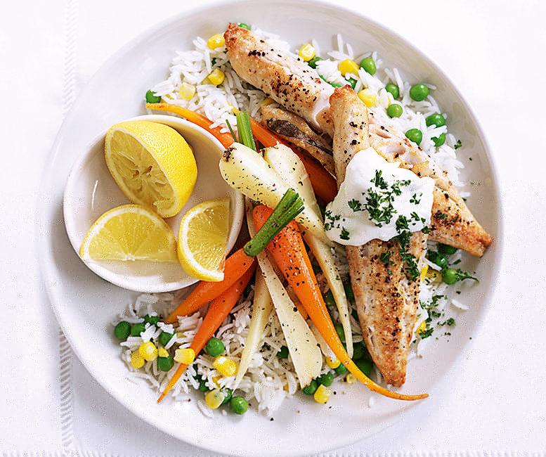 Рецепты обеда на каждый день с фото