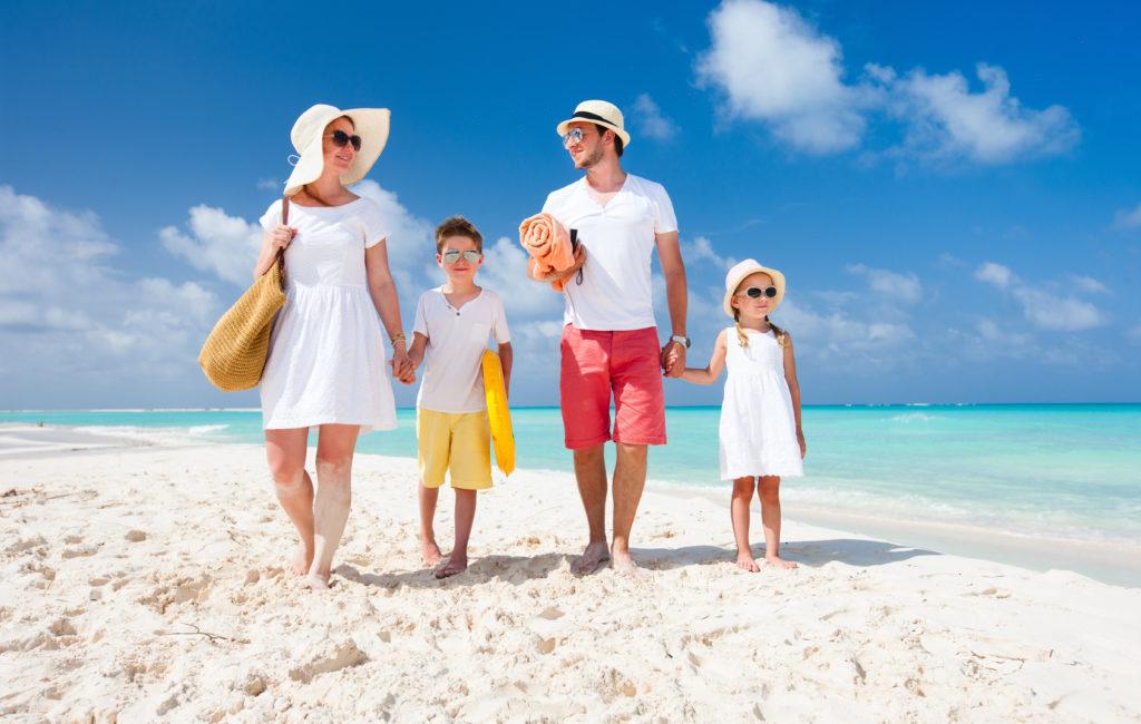 Отдых с детьми — куда лучше поехать семьёй?