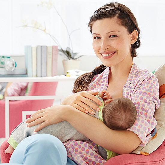 Советы мамам: Как завершить грудное вскармливание?