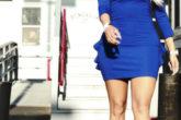 Какую одежду носить девушке с широкими бедрами?